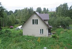 Обмер дома для подготовки технического плана. Сергиево-Посадский муниципальный район. г. Хотьково