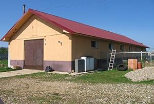 Обмер хозяйственного строения для подготовки технического плана. Сергиево-Посадский муниципальный район