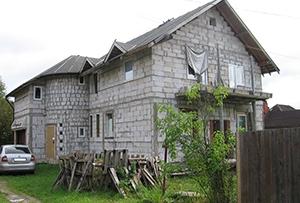 Обмер дачного дома для подготовки технического плана. Сергиево-Посадский муниципальный район