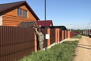 Топографическая съемка для разработки проекта газоснабжения домов в ДНТ. Сергиево-Посадский муниципальный район