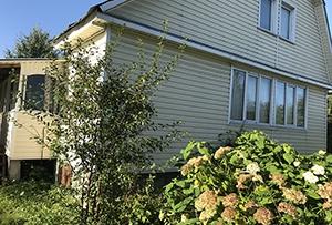 Обмер садового дома для подготовки технического плана. Сергиево-Посадский муниципальный район