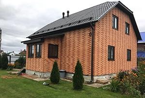 Обмер дачного дома для подготовки технического плана. Сергиево-Посадский район