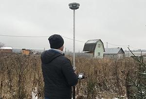 Топографическая съемка для подготовки межевого плана. Сергиево-Посадский муниципальный район