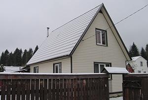 Обмер садового дома для изготовления техплана. Сергиево-Посадский муниципальный район