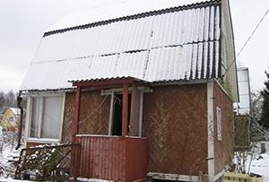 Обмер дачного дома для подготовки техплана. Сергиево-Посадский муниципальный район от 5 ноября 2017