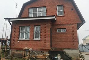 Обмер дачного дома для подготовки технического плана. Сергиево-Посадский район от 16 ноября 2017