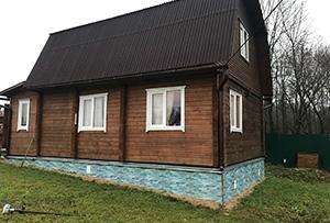Оформление строений на земельном участке. Сергиево-Посадский район от 15 ноября 2017