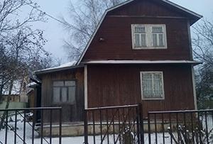 Обмер дачного дома для подготовки техплана. Сергиево-Посадский район