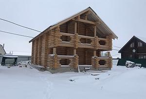 Привязка дома и обмер для подготовки технического плана на жилое строение и баню. Сергиево-Посадский муниципальный район