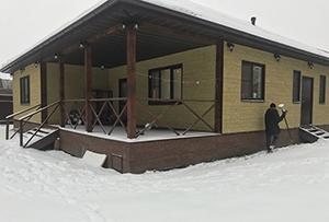 Обмер садового дома для подготовки технического плана. Пушкинский район