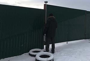 Топографическая съемка для подготовки межевого плана. Сергиево-Посадский район