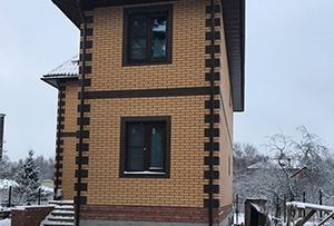 Обмер жилого дома для подготовки технического плана. г. Сергиев Посад