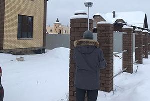 Топографическая съемка выполнена для газоснабжения жилого дома. Сергиево-Посадский муниципальный район