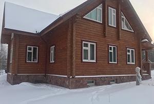 Обмер жилого строения для подготовки технического плана. Сергиево-Посадский муниципальный район