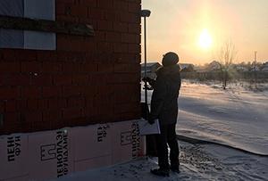 Привязка и обмер дачного дома для подготовки технического плана. Сергиево-Посадский муниципальный район