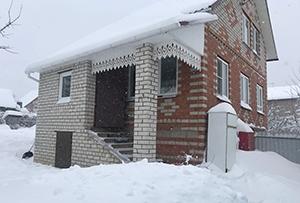 Привязка и обмер дачного дома в СНТ для подготовки технического плана. Сергиево-Посадский район