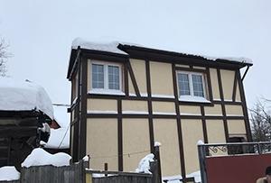 Обмер дачного дома для подготовки техплана. Сергиево-Посадский муниципальный район