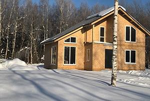 Привязка и обмер жилого строения в СНТ для подготовки технического плана. Сергиево-Посадский район