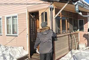 Топосъемка и обмер жилого строения для подготовки межевого плана  и технического плана. Сергево-Посадский муниципальный район