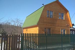 Привязка дома для подготовки технического плана. Сергиево-Посадский муниципальный район