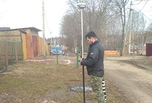 Топографическая съемка выполнена для водоснабжения жилого дома. г. Сергиев Посад