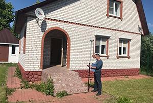 Топографическая съёмка для подготовки межевания. Сергиево-Посадский район, п. Абрамцево