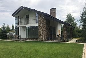 Привязка и обмер жилого дома для подготовки технического описания. Сергиево-Посадский муниципальный район