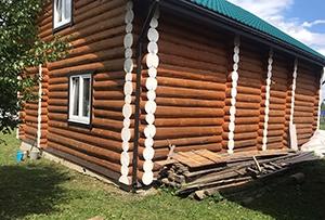 Привязка и обмер жилого дома для подготовки техописания. Сергиево-Посадский район