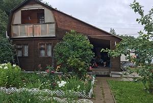 Привязка и обмер садового дома для подготовки техплана. Сергиево-Посадский муниципальный район