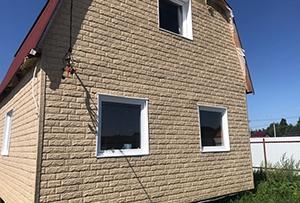 Привязка и обмер дачного дома в ДНТ для подготовки техплана. Сергиево-Посадский муниципальный район