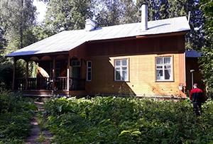 Привязка и обмер дома для подготовки техплана. г.Хотьково