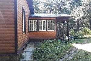 Привязка и обмер дома для подготовки технического плана. г.Хотьково
