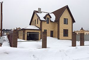 Обмер дома для подготовки технического плана. г. Сергиев Посад