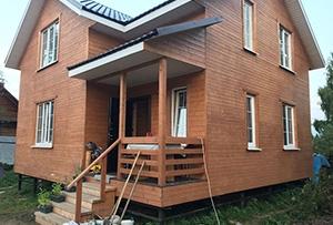 Привязка и обмер жилого дома для подготовки технического плана. Сергиево-Посадский район