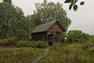 Привязка и обмер жилого дома в деревне для подготовки техплана. Сергиево-Посадский муниципальный район
