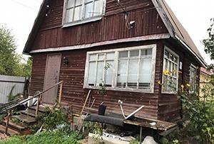 Привязка и обмер садового дома для подготовки техплана. Сергиево-Посадский р-н