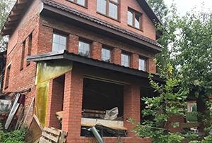 Привязка и обмер жилого дома для подготовки технического плана. г. Сергиев Посад