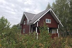 Привязка и обмер жилого дома для подготовки технического плана. Сергиев Посад