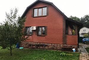 Привязка и обмер садового дома для подготовки технического плана. Сергиево-Посадский район