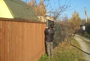 Комплекс кадастровых работ по оформлению земли и садового дома в собственность. Воскресенский р-н