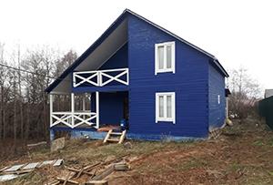 Привязка и обмер жилого строения для подготовки техплана. Сергиево-Посадский район