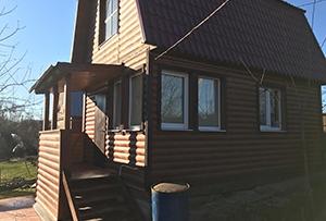 Привязка и обмер двух жилых строений для подготовки техпланов. Сергиево-Посадский район