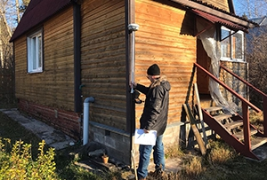 Комплекс кадастровых работ по оформлению земли и строения в собственность. Сергиево-Посадский район