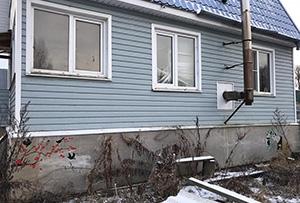 Привязка и обмер дачного дома для подготовки техплана. Сергиево-Посадский район