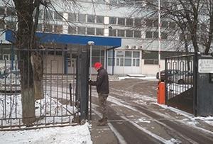 Топосъемка выполнена для юридического лица, для подготовки межевых планов. Московская область, г. Химки