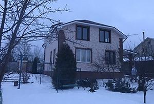 Привязка и обмер для подготовки технического плана на жилое строение. Сергиево-Посадский район