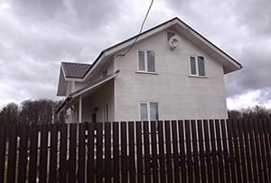 Обмер дома для подготовки технического плана. Сергиево - Посадский район