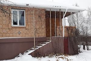 Привязка и обмер дачного дома для подготовки техплана. Сергиево-Посадский р-н