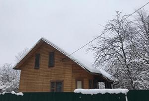 Привязка и обмер жилого строения для подготовки техплана. Пушкинский район