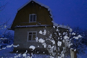 Привязка и обмер садового дома для подготовки техплана. Сергиево-Посадский район